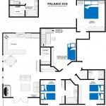 Palasui Floorplans